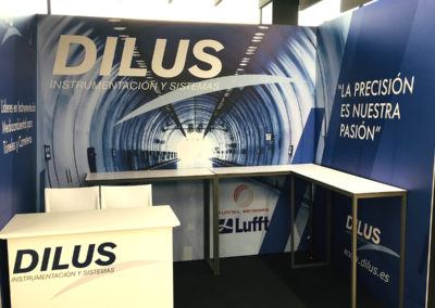 Stand Dilus Fira Barcelona